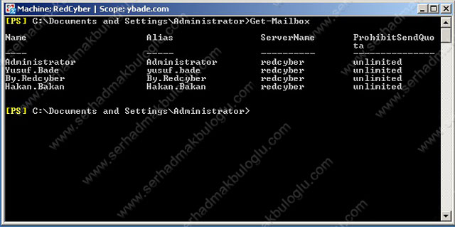 Exchange Server 2007 Mailbox Import Export