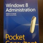 TechNet Wiki Day Award – Windows 8 Pocket Consultant Kitabım Geldi