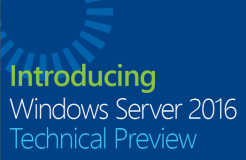 FREE EBOOK: Introducing Windows Server 2016 Technical Preview